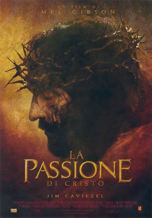 The passion – La passione di cristo